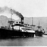 The Timavo was a 7500-ton passenger liner owned by the Italian Loyd Triestino Company.  During World War 2, on the morning of 10 June 1940